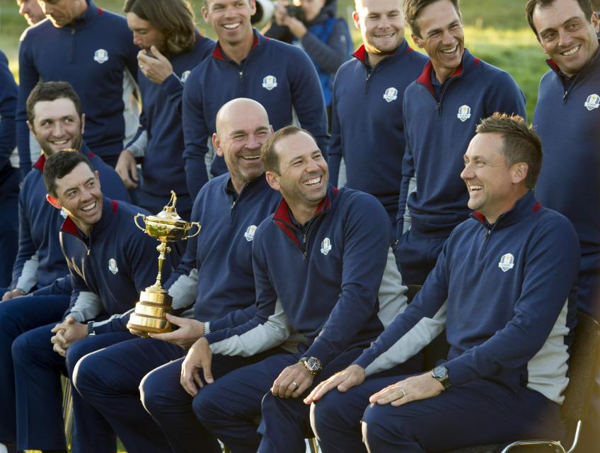 Ryder Cup, the race for the three wild cards