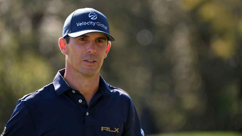 """Billy Horschel: """"I fell in love with this course"""""""