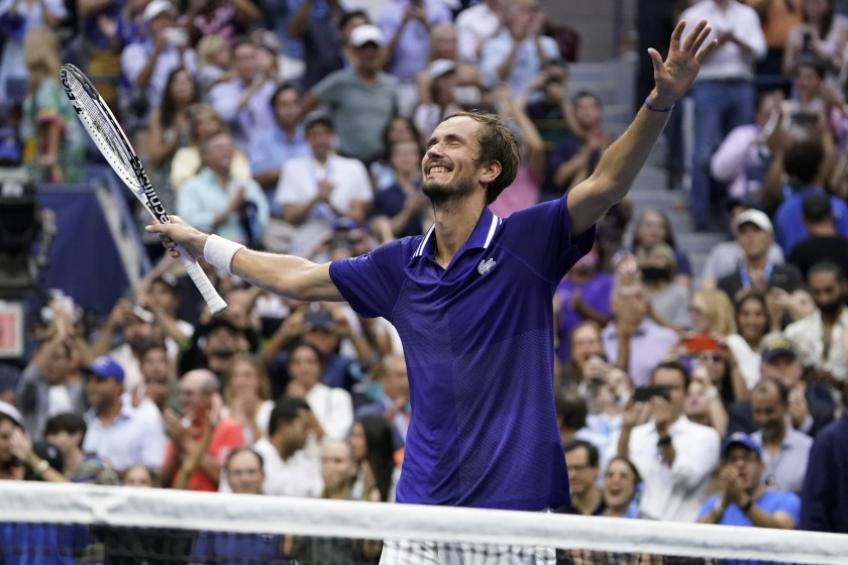 Daniil Medvedev on celebrating US Open title win: Russians know how to celebrate