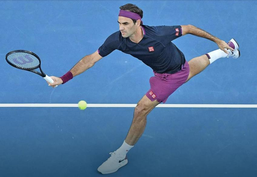 Roger Federer reveals his passion for traveling