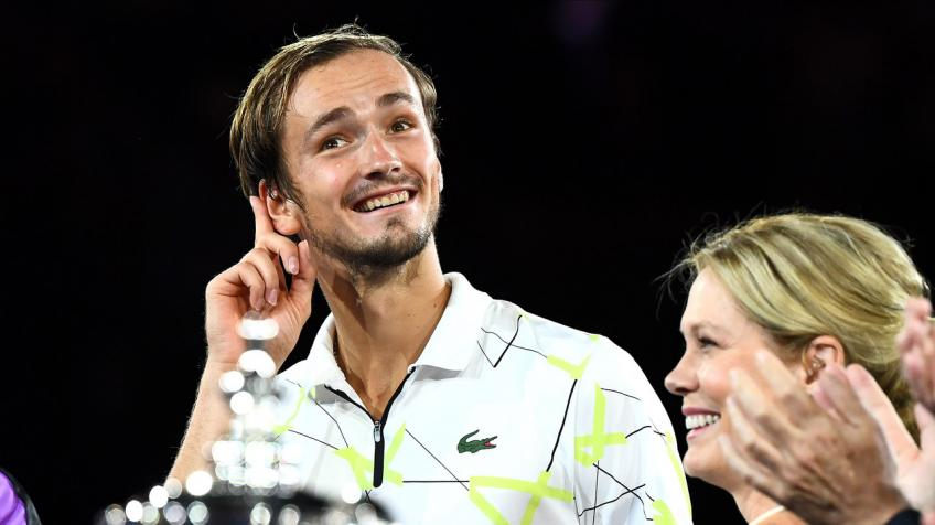 Daniil Medvedev: I do read comments and I saw people saying I was done before US Open