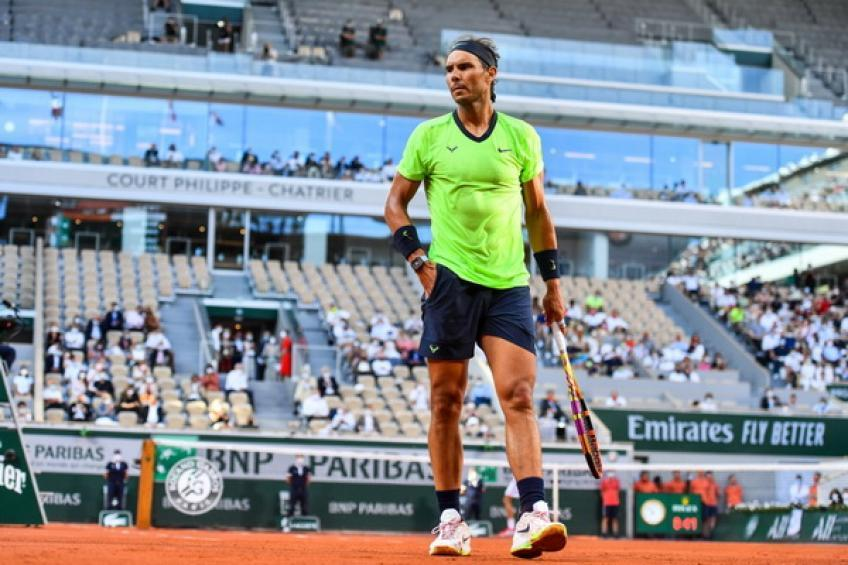 Rafael Nadal: 'The scripts are not to be followed...'