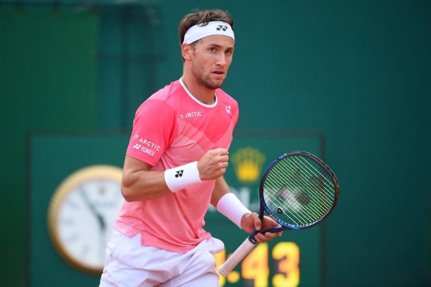 Casper Ruud aims to lead Norway to Davis Cup Finals