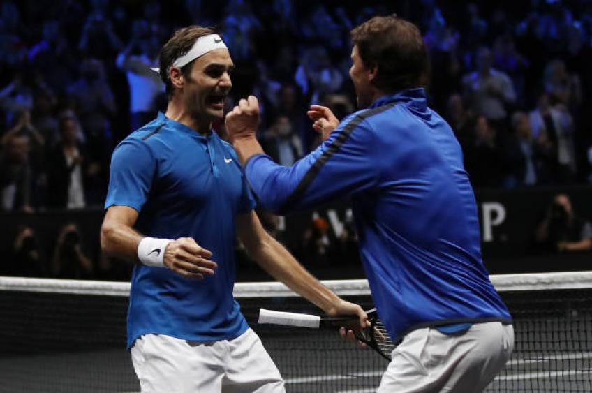 Boris Becker: I want Rafael Nadal to come back and Roger Federer to recover