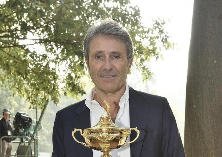 """Gian Paolo Montali: """"Ryder Cup, we're ready"""""""