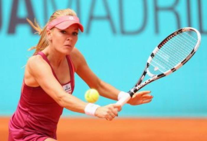 WTA Rome - Agnieszka Radwanska loses early for the second week in a row