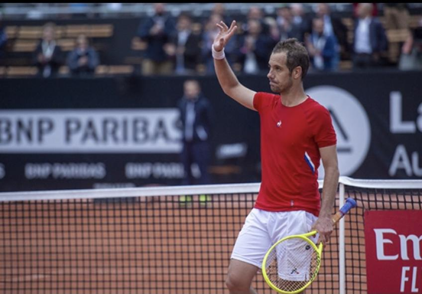 Richard Gasquet pulls out of Indian Wells Masters