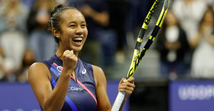 Dad reveals when Leylah Fernandez realized she could actually win US Open