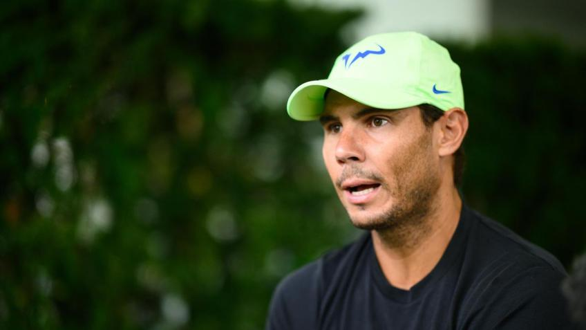 Rafael Nadal: 'I am following the news and suffering with...'