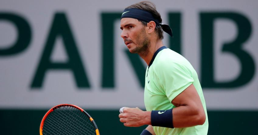 'It's a different kind of way that Rafael Nadal...', says young ATP star