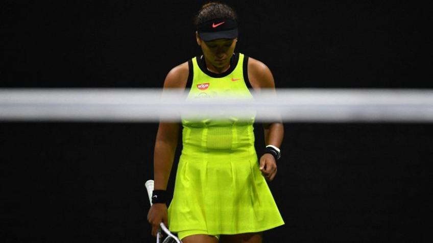"""Bartoli on Naomi Osaka: """"It's hard to play when you can only win"""""""