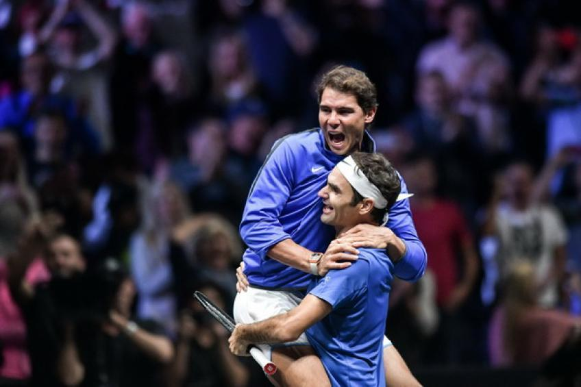 Roger Federer: 'I'm really thankful for everything they have done'