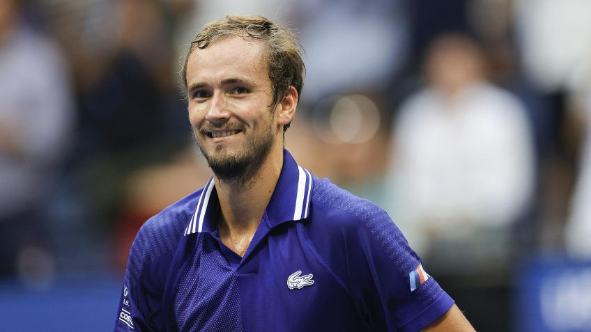 Daniil Medvedev: I'm bad at doubles so I likely won't play any at Laver Cup