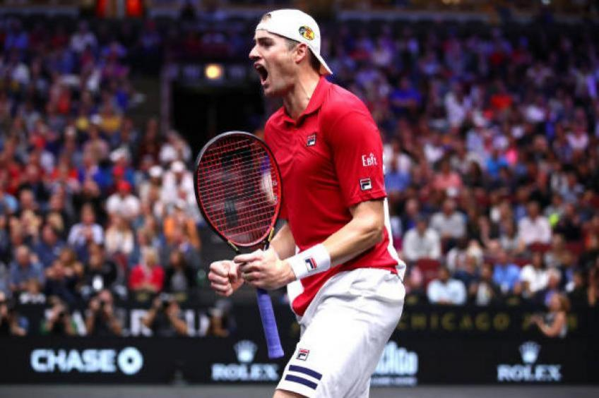John Isner: Laver Cup atmosphere is absolutely electric, it makes you play very well