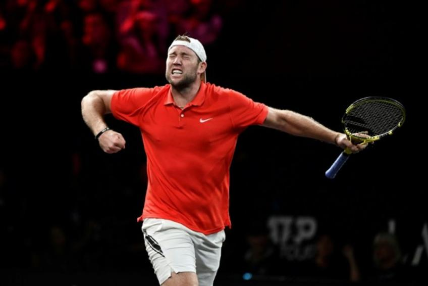 Jack Sock: I'm playing great tennis and I'm ready for whatever role at Laver Cup