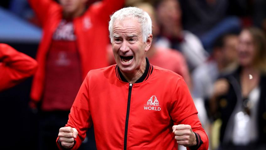 Team World captain John McEnroe: All of us are very hungry and eager