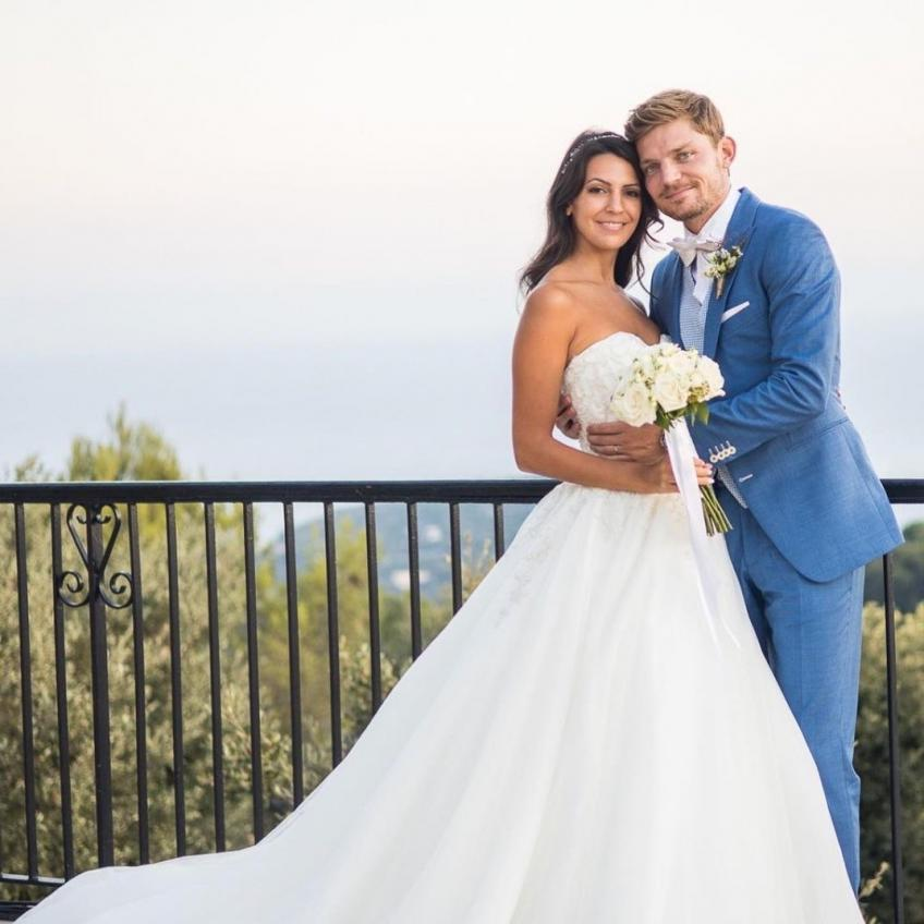 David Goffin ties the knot with girlfriend Stephanie Tuccitto