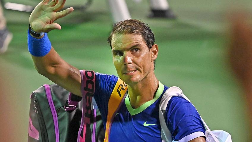 'Rafael Nadal is proposed to start in...', says top coach