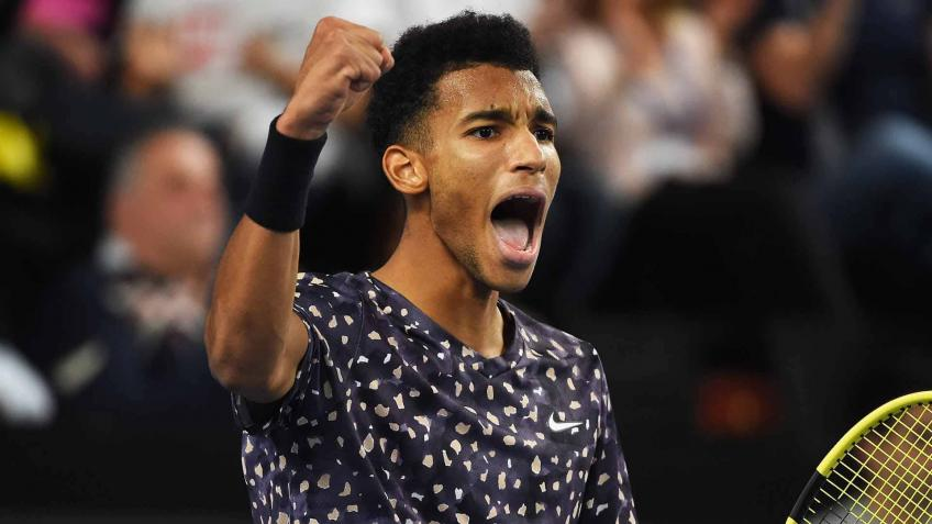 Felix Auger-Aliassime signs up to play Marseille in 2022