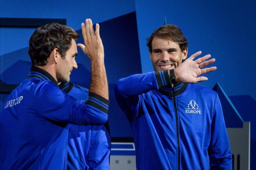 Roger Federer: 'I think was the hero to a lot of us'