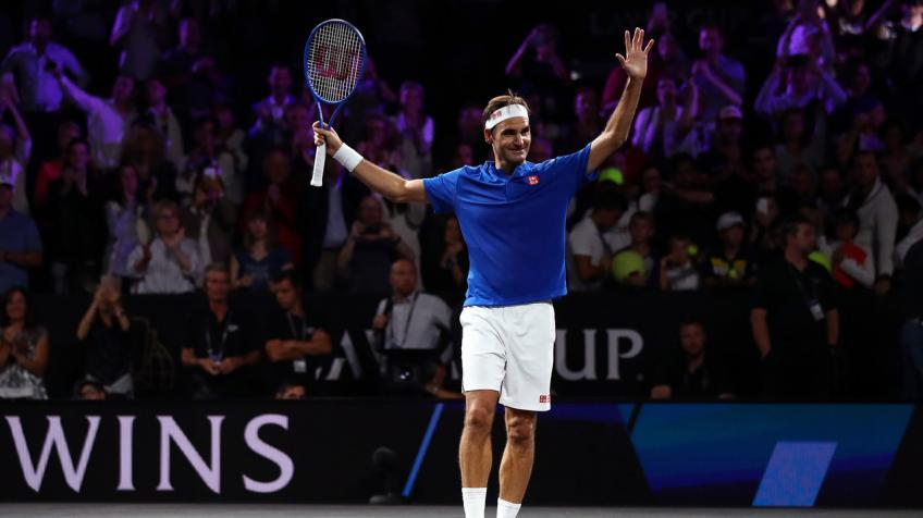 'We sold out even without Roger Federer', says top manager