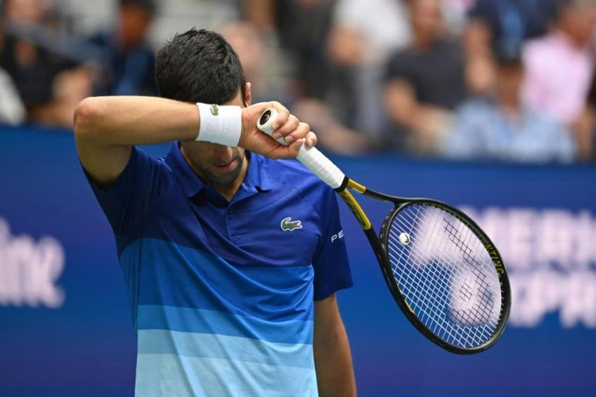 'At some point it was too much, even for Novak Djokovic', says former star