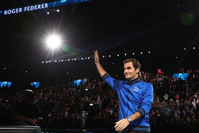 Roger Federer: 'I didn't tell him yet I am coming'