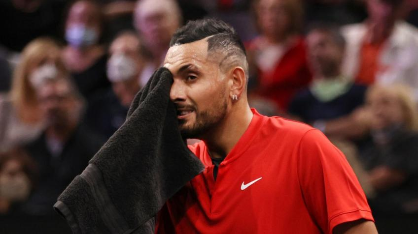 Nick Kyrgios: Laver Cup is my last tournament in 2021, I want to see my ill mum