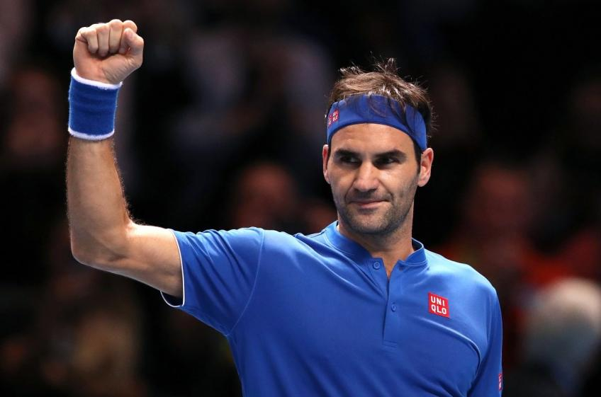 Roger Federer: 'He doesn't know where I am'
