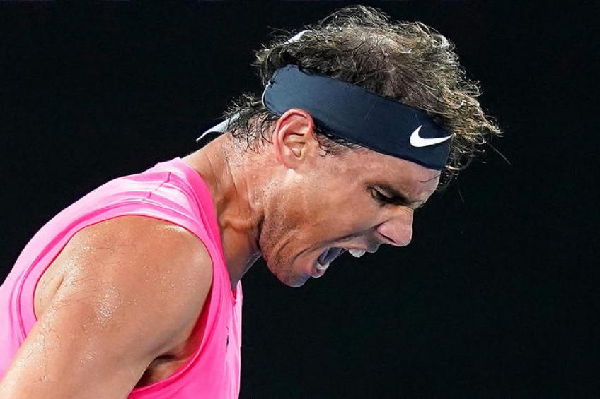 Rafael Nadal: 'To accept defeat without saying anything would be...'