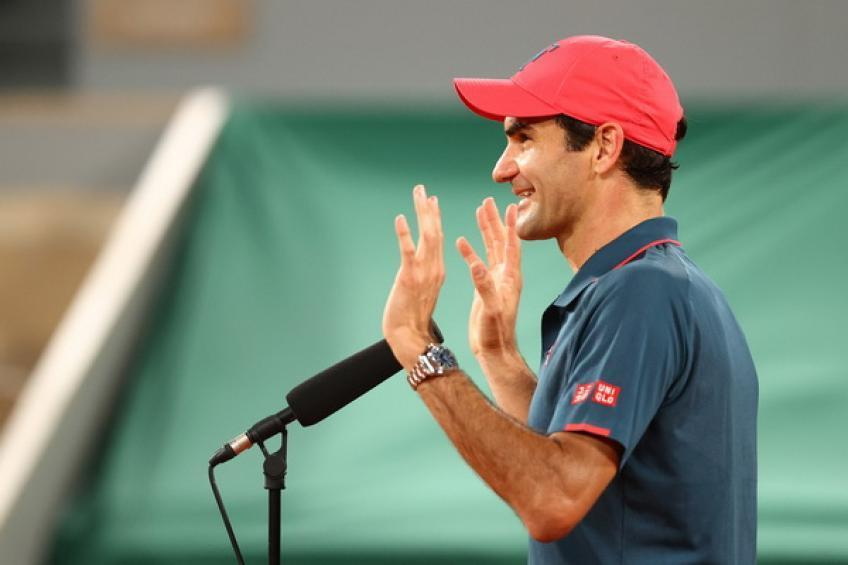 'It was important to me to play with Roger Federer even...', says former star