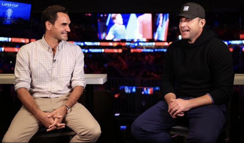 Andy Roddick 'wonders' what if Laver Cup had existed 20-25 years ago