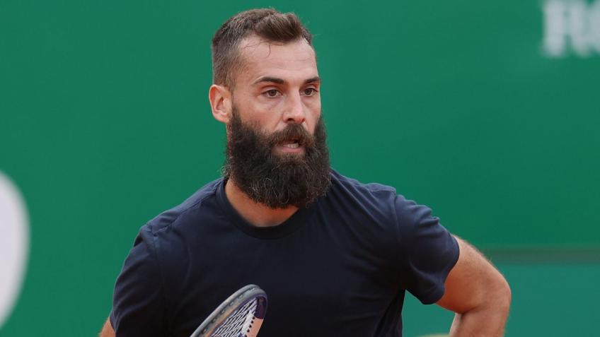 Benoit Paire: I promised Babolat I would stop breaking rackets