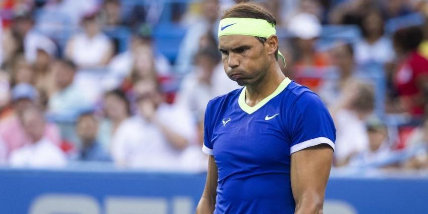"""Rafael Nadal: """"Accepting defeat is a lack of self-respect"""""""