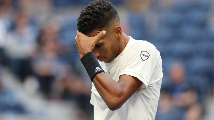 Injury forces Felix Auger-Aliassime to pull out of Grigor Dimitrov clash