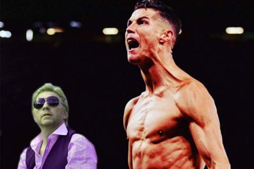 """Becker hails Cristiano Ronaldo: """"You may like him or not but you gotta respect..."""""""