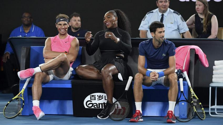 'Even Rafael Nadal never did that', says top coach