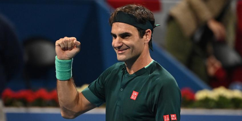 'Roger Federer was very nice', says Top 10