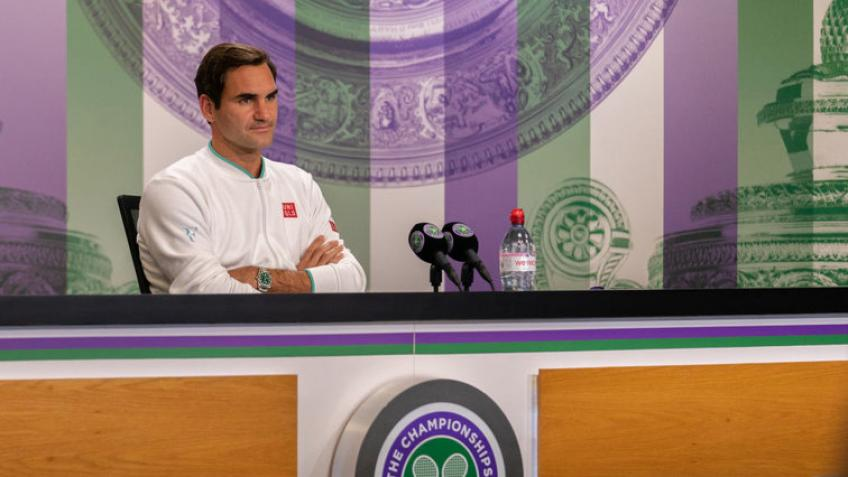 Roger Federer: 'I'm looking forward to the next 40 and spending...'