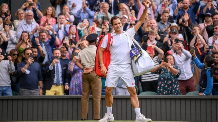 Roger Federer: 'The next 10 years social media was...'