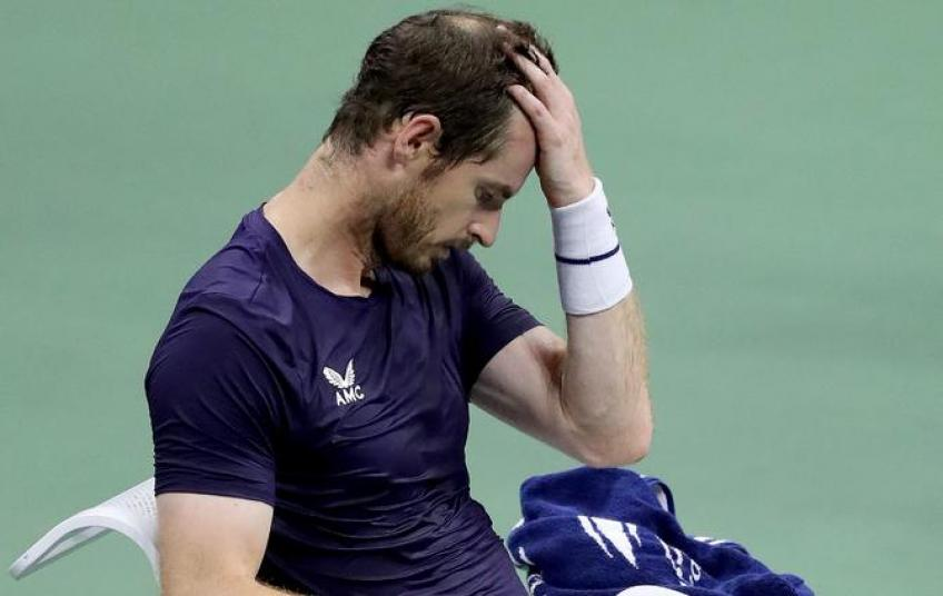 Andy Murray: My shoes and wedding ring were stolen in Indian Wells