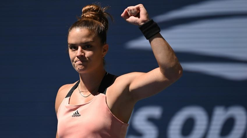 Maria Sakkari on WTA Finals: I'm trying to achieve one of biggest goals of my career