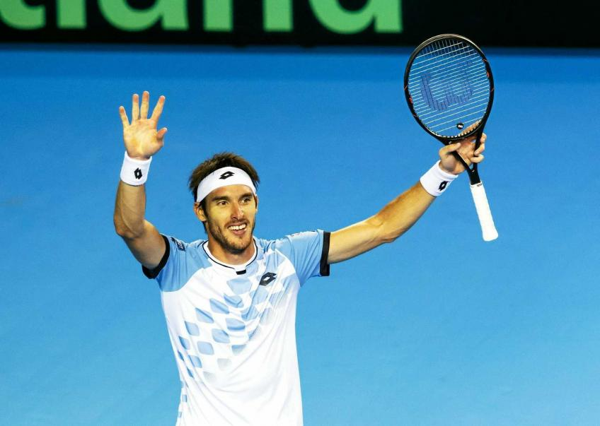 Leonardo Mayer: Barbecues and fun time at home pushed me into retirement