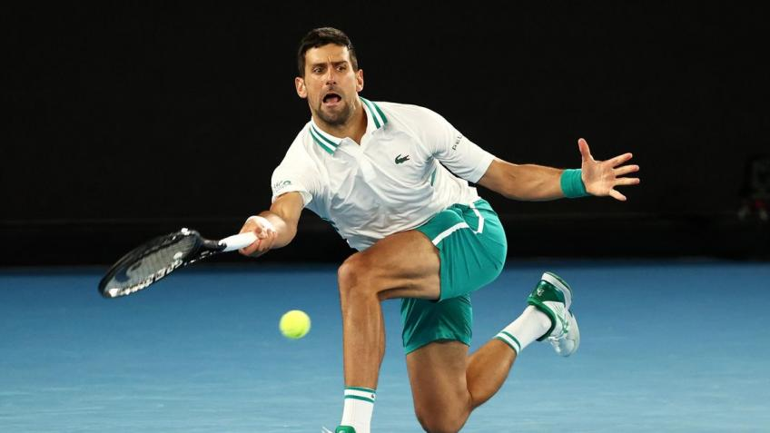 'With so much on the line for Novak Djokovic, you've got to think...', says legend