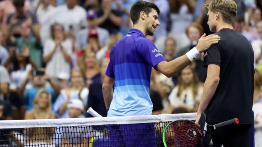 Brooksby: Nothing more exciting than playing Djokovic at packed Arthur Ashe Stadium