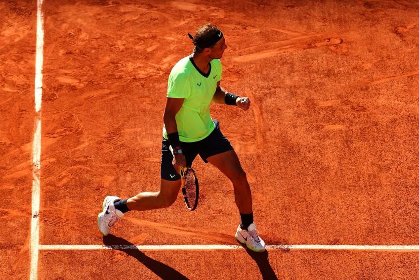 'I think Rafael Nadal demands one more step from you', says ATP ace