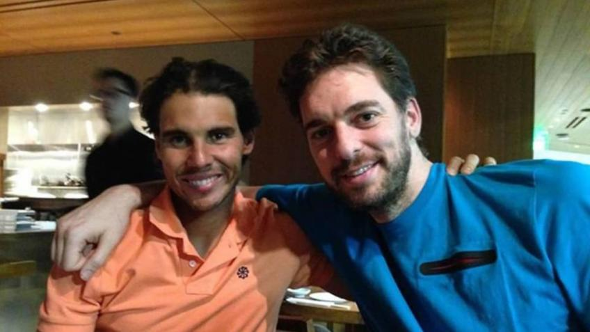 Rafael Nadal: 'He does things that seemed impossible from our country'