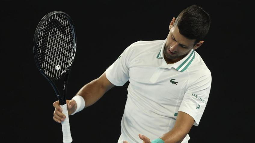'We'd want to have Novak Djokovic break that record here', says top coach