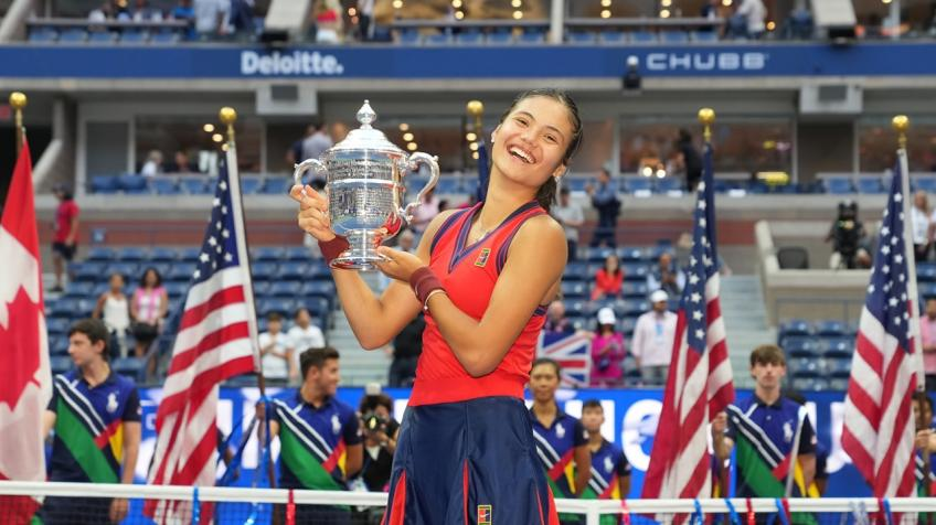 Tim Henman: What Emma Raducanu did at US Open was unprecedented in our sport