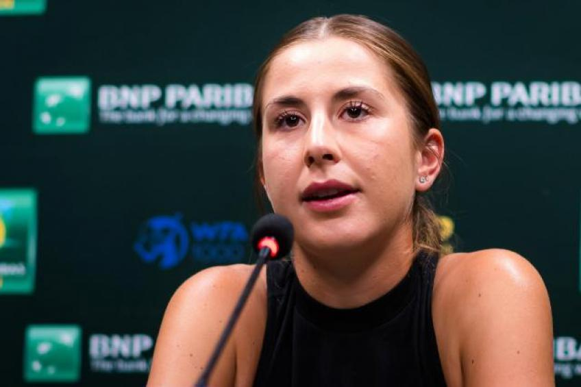 """Belinda Bencic: """"WTA Finals? I would also play on the moon!"""""""